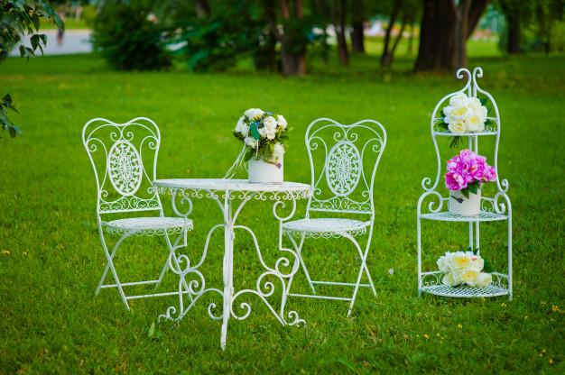 mobilier de jardin - galeries oléronaises